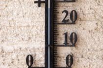 Wärmerekord