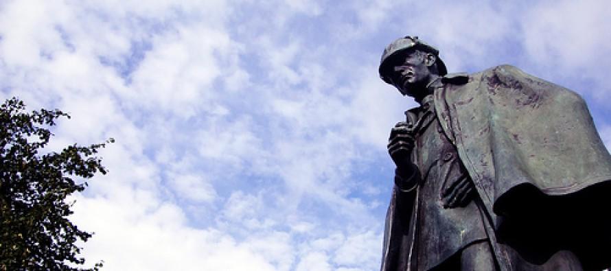 Sherlock Holmes lebt!