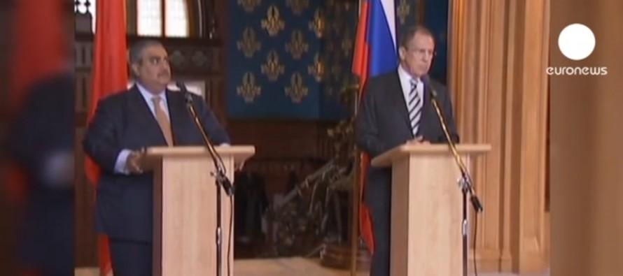 Die Gewalt in Syrien eskaliert: Russland strengt Dialog an