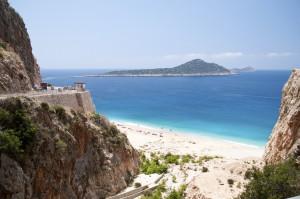 Küste in der Türkei
