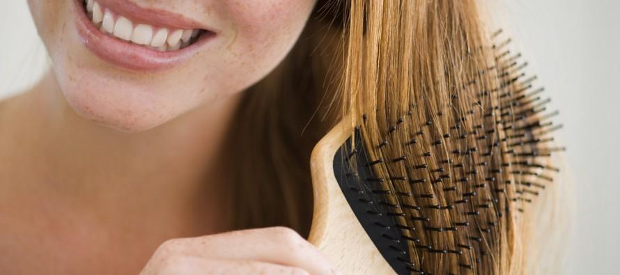 Schritt für Schritt zur cleveren Frisur