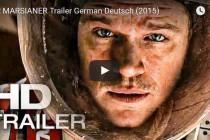 """Bald im Kino: """"Der Marsianer – Rettet Mark Watney"""""""