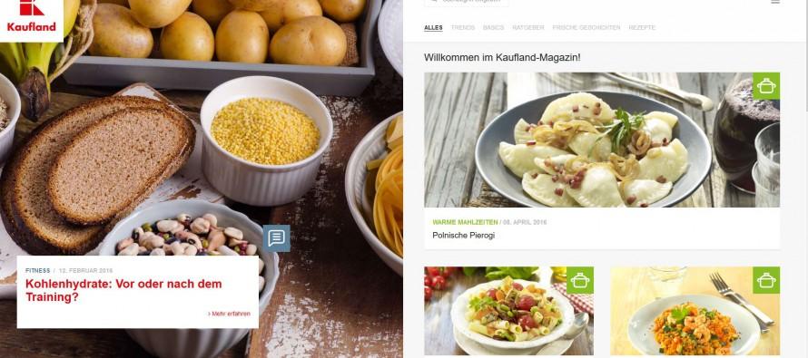SB-Warenhauskonzern jetzt mit eigenem Onlinemagazin