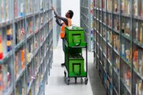 Besuch bei Amazon Fresh: «Picker» und clevere Software